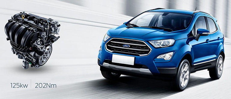 dong co ford ecosport 2018