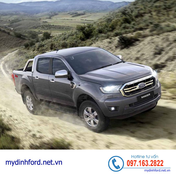 Ranger XLT 2.2L 4×4 AT