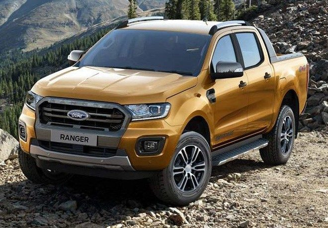 Ranger Wildtrak 2.0L AT 4×4 Bi-Turbo